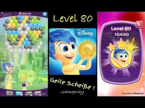 Disney Inside Out Thought Bubbles - Level 80  / Alles steht Kopf / Vice-Versa  / Головоломка