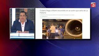 No deportarán a cubano que llegó escondido en la carga del avión