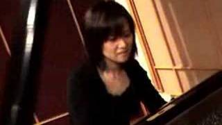 Yoko Miwa Solo Piano at WGBH FM Studio Boston
