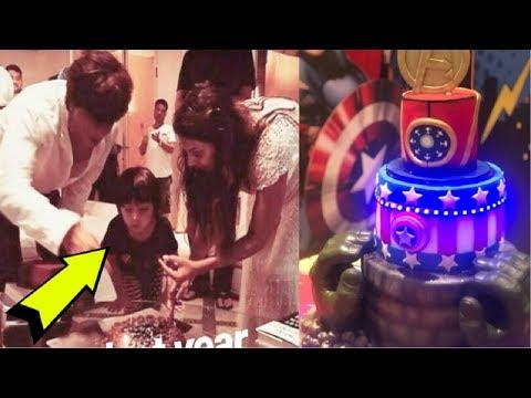 Shahrukh Khan's GRAND Birthday Party For Son Abram Khan INSIDE Video