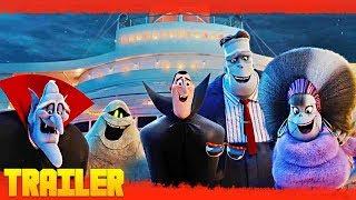 Hotel Transylvania 3: Summer Vacation (2018) Tráiler Oficial Español 2017 Video