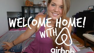 Gambar cover AirBnB Review and House Tour || Prague