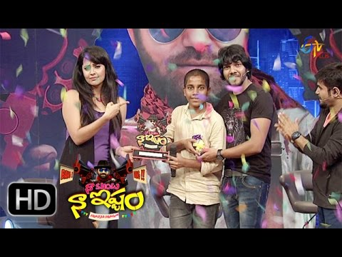Naa Show Naa Ishtam - 2nd January 2016  - Full Episode 8 - ETV Plus