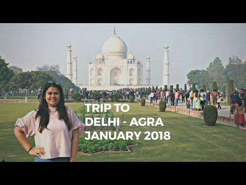 Highlights of Delhi-Agra Trip