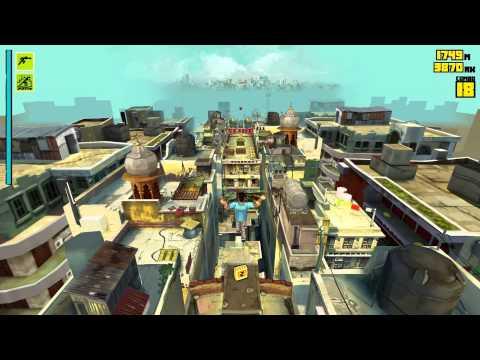 Fukrey: Rooftop Runner - Gameplay Trailler