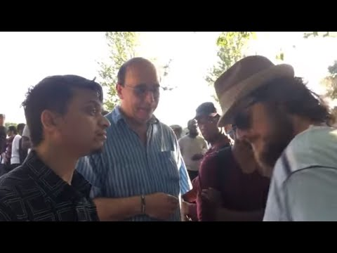 P1 - You're  a Damn Liar! Mansur & Hussein Vs Christians | Old Is Gold | Speakers Corner | Hyde Park