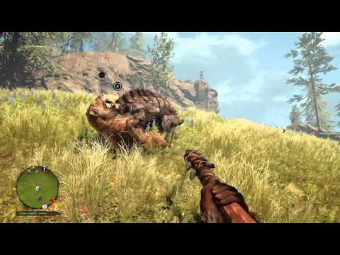 All Types of Sabretooth Tigers Fighting Far Cry Primal