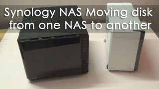 How to Move to New Synology NAS with existing Disks