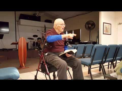 Frank Smith's Bible Study 11/30/2016
