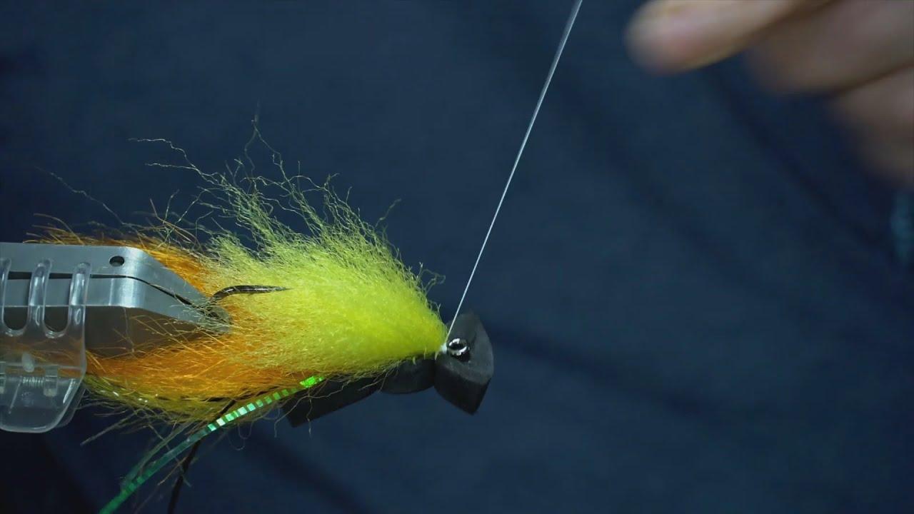 Pike//Bass Flies//Pêche à la mouche