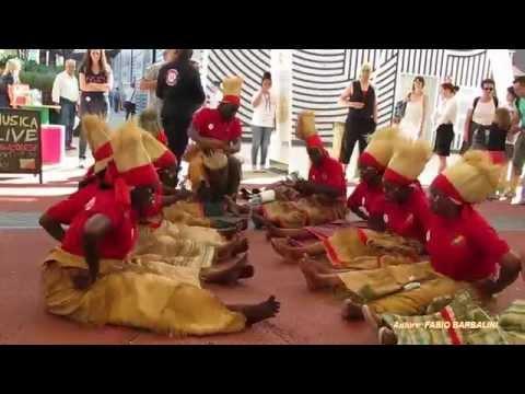 EXPO MILANO 2015 - Musica live congolese