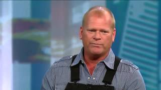 Mike Holmes On George Stroumboulopoulos Tonight: Interview