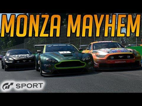 Gran Turismo Sport: Monza Magic or Mayhem? thumbnail