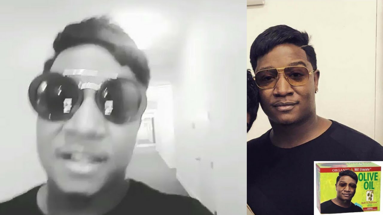 Young Joc Explains His New Hair Style