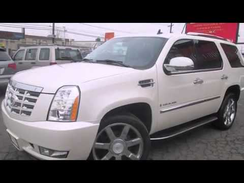 preowned 2007 cadillac escalade new york ny nj state auto auction youtube. Black Bedroom Furniture Sets. Home Design Ideas