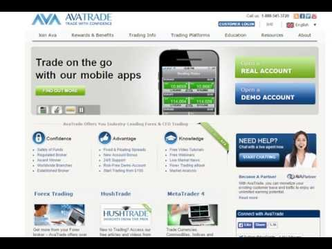 AvaTrade Forex Affiliate Review