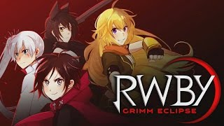 RWBY: Grimm Eclipse - The Movie