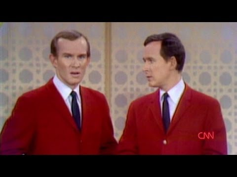CNN's THE SIXTIES: What got The Smothers Brothers fi...