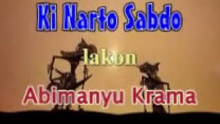 ... ki narto sabdo lakon abimanyu krama wayang kulit lawas full audio mp3 la...
