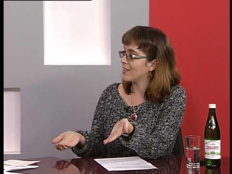 Актуальне інтерв'ю. М. Лесюк. В. Перевізник. Законопроект про захист української мови