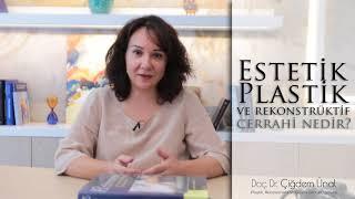 Estetik Plastik Ve Rekonstrüktif Cerrahi Nedir ? - Doç. Dr. Çiğdem Ünal
