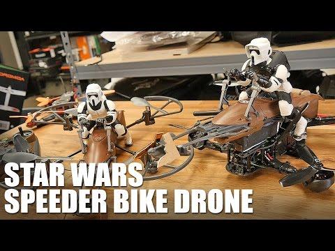 Star Wars Speeder Bike   Flite Test