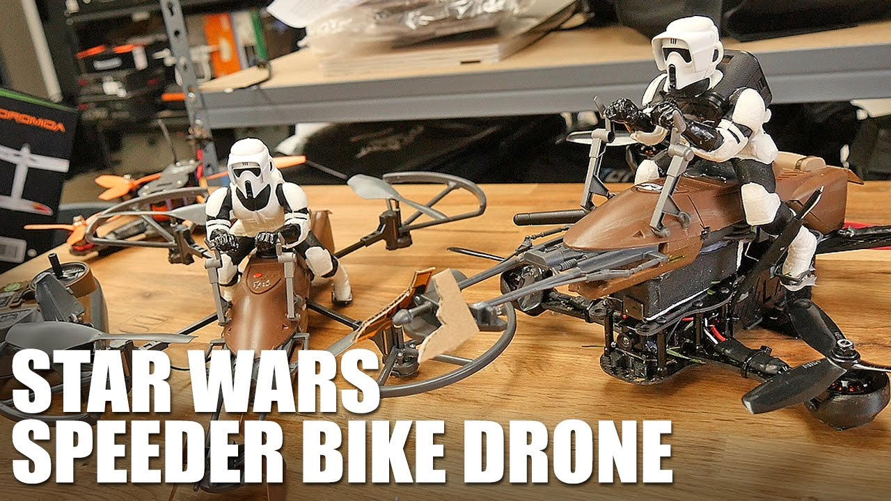Star Wars Speeder Bike | Flite Test