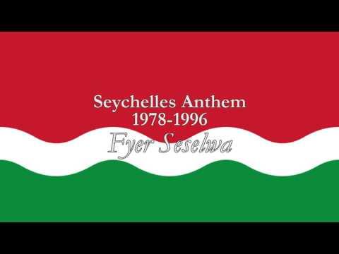 "Seychelles Anthem (1978-1996) ""Fyer Seselwa"" HQ Instrumental"