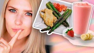 Как правильно питаться? Диетические Блюда рецепты / Диетическое меню на день