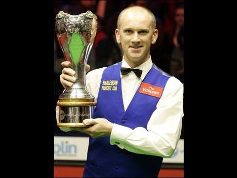 The Species Barrier : Interview with Former World Snooker Champion Peter Ebdon