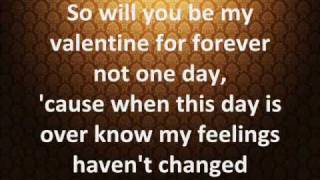 The red jumpsuit apparatus - valentine