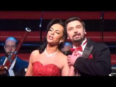"""Iwona i Piotr Kaczmarek -""""Co się dzieje, oszaleje""""Koncert Galowy w   Chicago   13.01.2018r"""