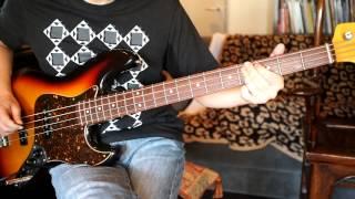 The Clash Safe European Home - Bass cover(instrumental)