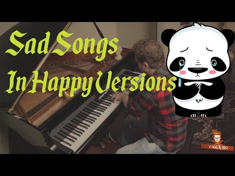 Sad Songs in Happy Versions - The Bipolar Pianist