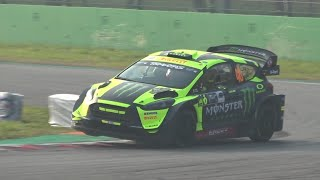 Shakedown Monza Rally Show 2018 | Big Show & Mistakes | CMSVideo