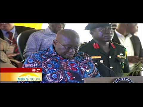 A milestone radio telescope launched in Ghana