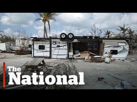 Florida Keys residents reeling from hurricane devastation