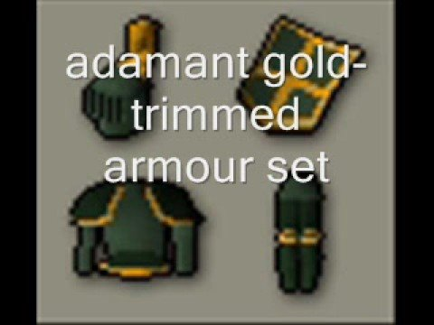 How to gold trim dragon armour on runescape trove do all dragons have a golden egg