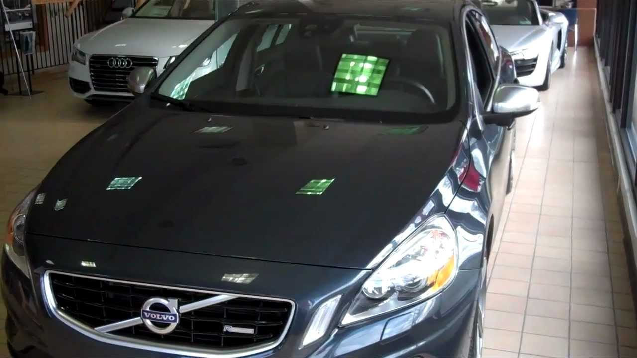 Twilight Breaking Dawn Volvo S60 R Design Edward & Bella Cullens car!! - YouTube