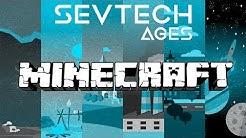 SevTech: Ages - Age 1 PT 3 - Shoggoth struggle, Blood altar