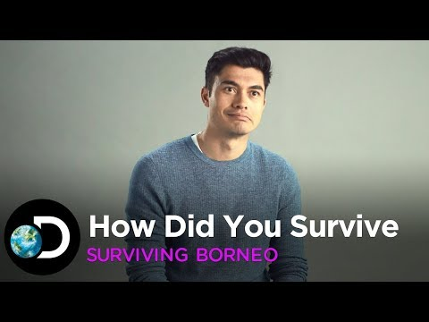 How Did You Survive, Henry Golding | Surviving Borneo