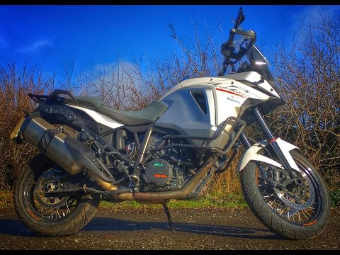 2017 KTM 1290 Super Adventure T Review