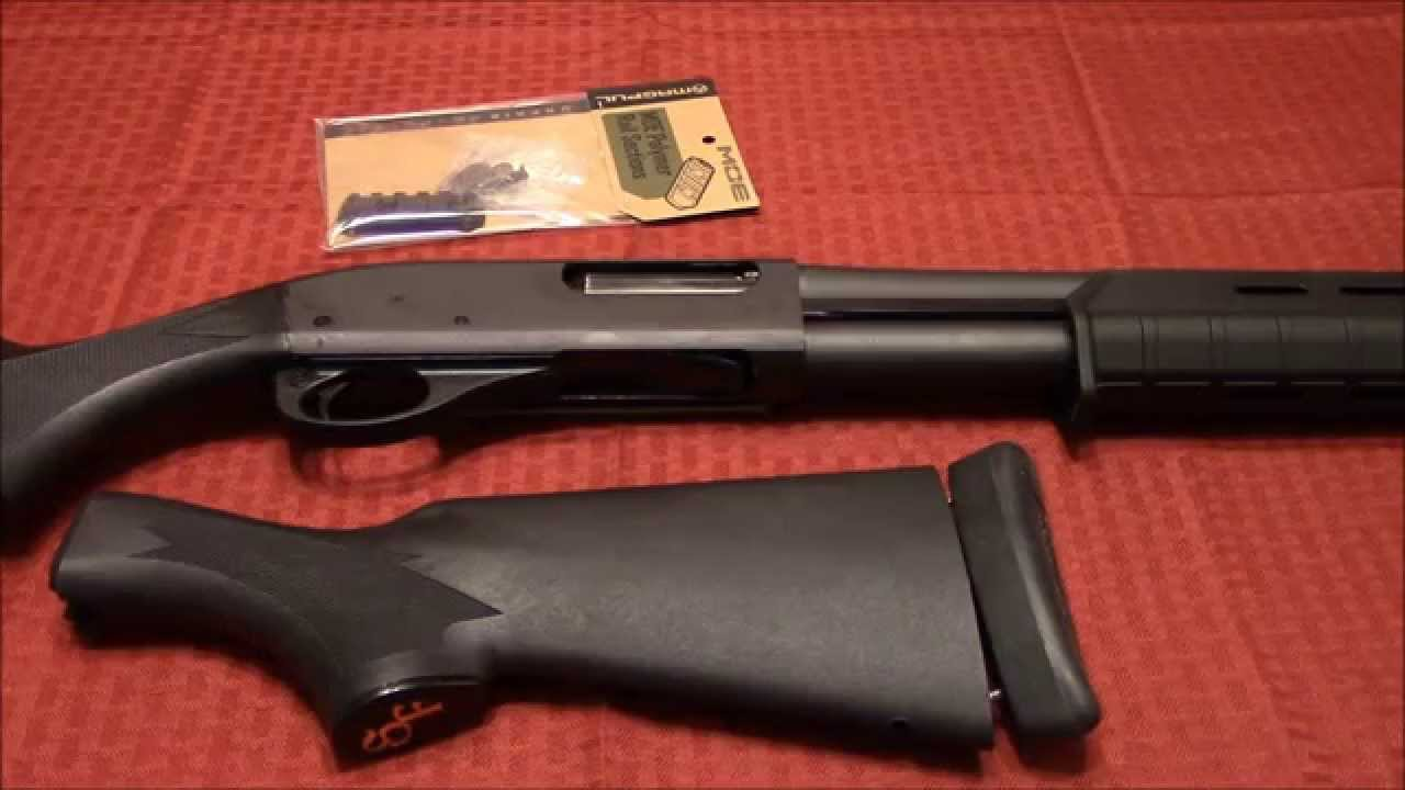 SPEEDFEED Short Length (LOP) Stock for Remington 870