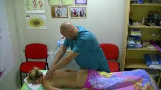видео Классический лечебный массаж в SPA DAY