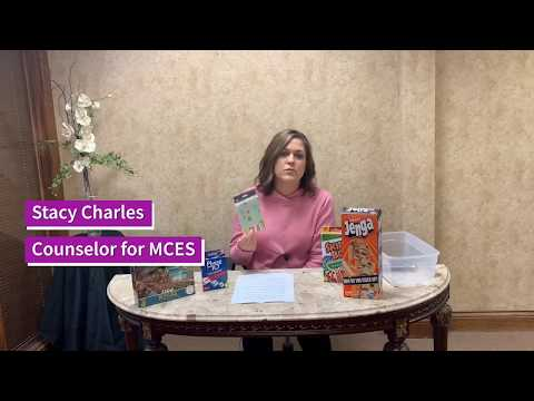 Stacy Charles Counselor for Mercer County Elementary School