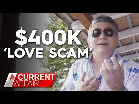 Mum says she lost $400k to singer's 'love scam' | A Current Affair from YouTube · Duration:  7 minutes 24 seconds