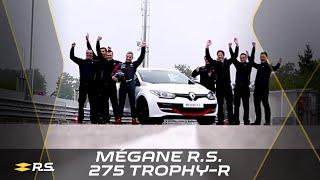 Renault Mégane R.S. 275 Trophy-R Nürburgring Nordschleife Lap Record (Full Version) #Under8