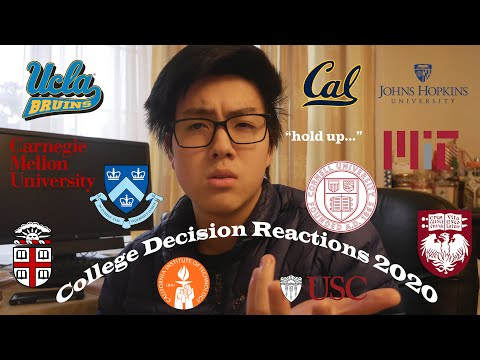 college-decision-reactions-2020!-rejected-from-dream-school-+17-others!!-(ivy-league,-mit,-berkeley)