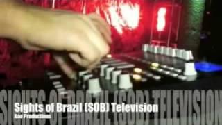 Columbian Cumbia Funk vs Brazil Baile Funk