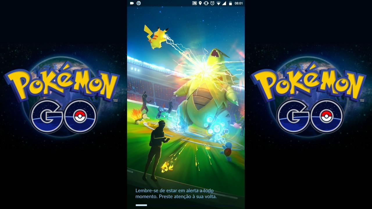 [SEM ROOT] Como jogar Pokemon GO com Fake GPS Spoofer (SEM JOYSTICK) no  Android 7 0 (05/08/2017)